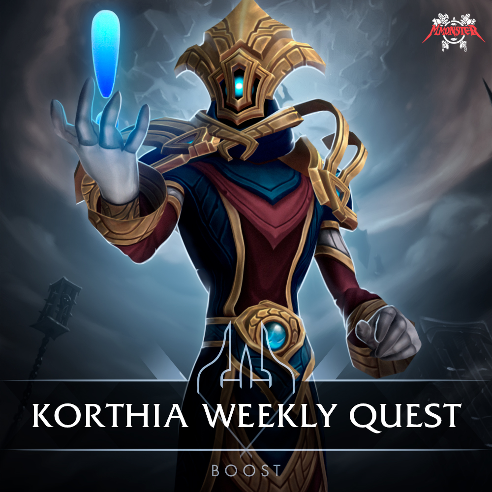 Korthia Weekly Quest (Shaping Fate)