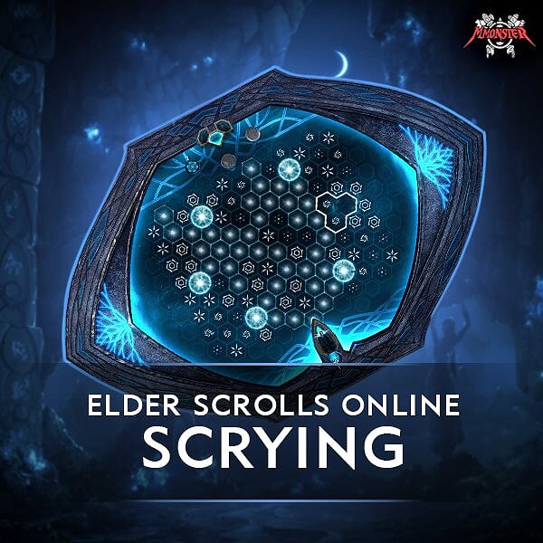ESO Scrying Power Leveling