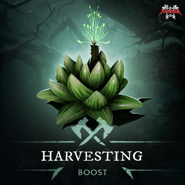 New World Harvesting Power Leveling Gathering Skill Profession Boost Copy