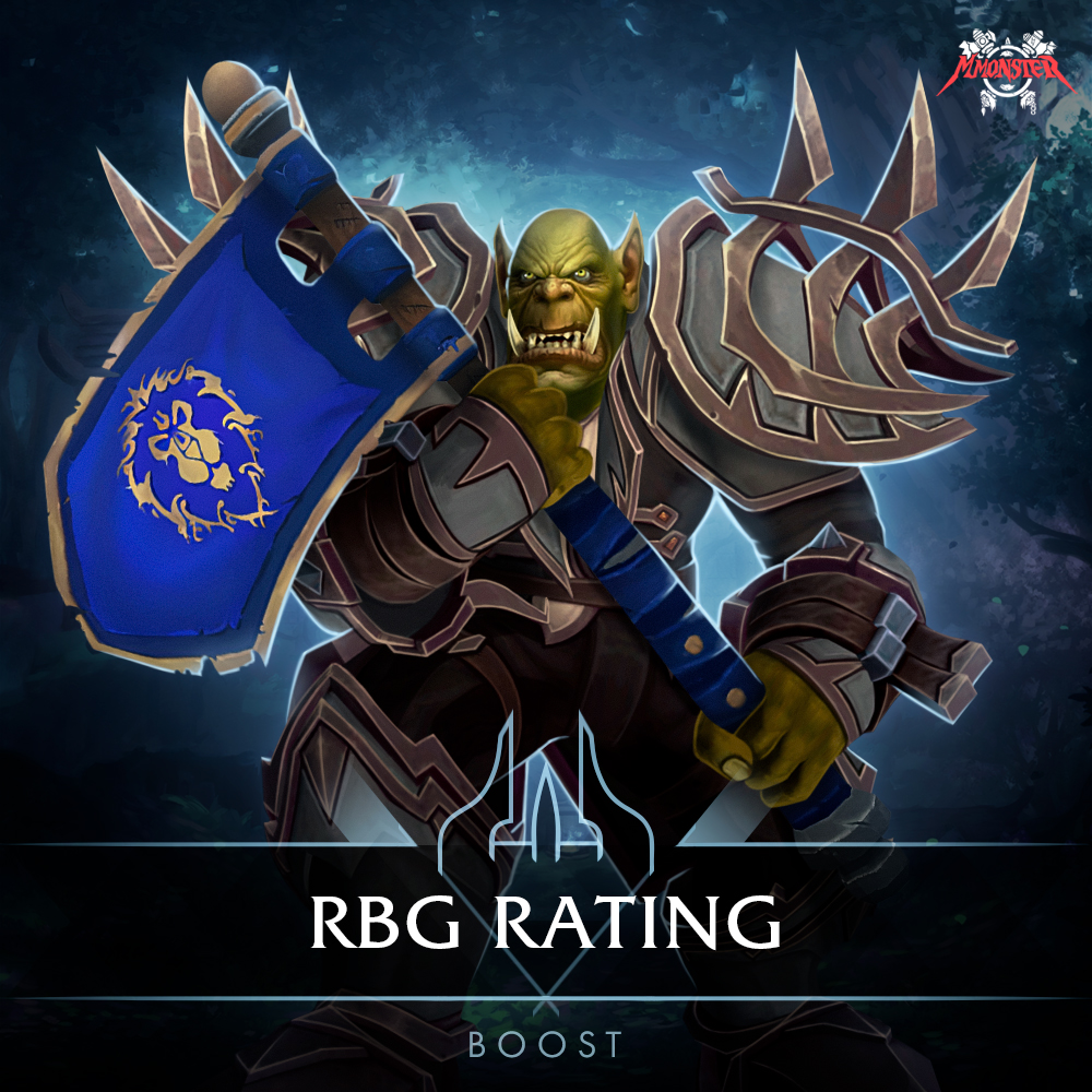 WoW RBG Rating Boost