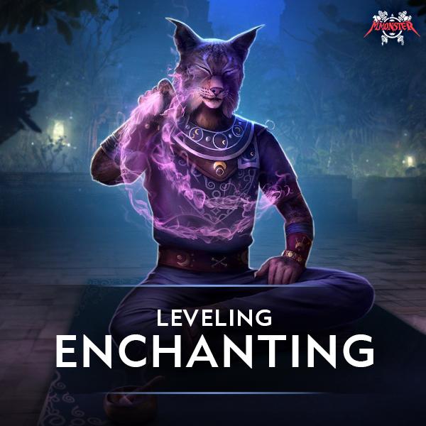 ESO Enchanting Leveling