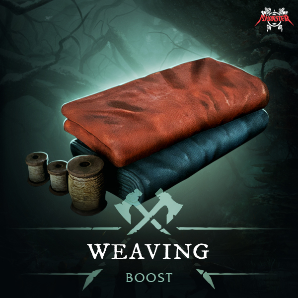 New World Weaving Power Leveling Crafting Skill Profession Boost