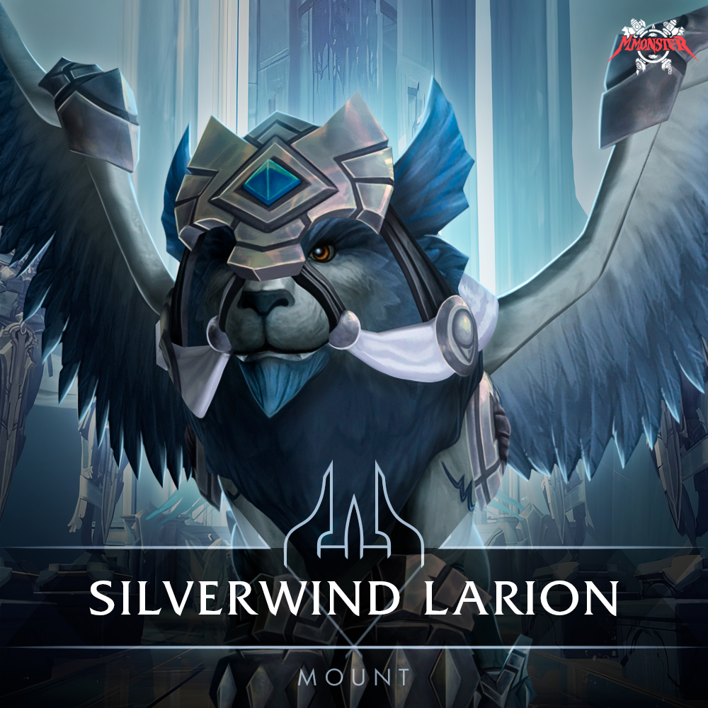 Silverwind Larion Mount Farm Boost