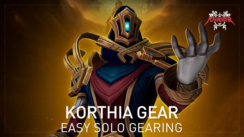 Korthia Gear Shadowlands