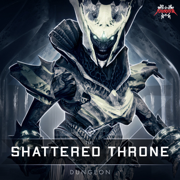 The Shattered Throne Dungeon Boost
