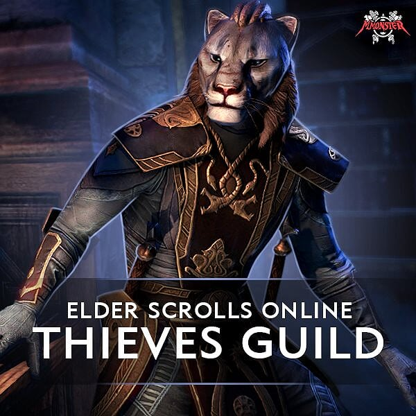 ESO Thieves Guild Leveling
