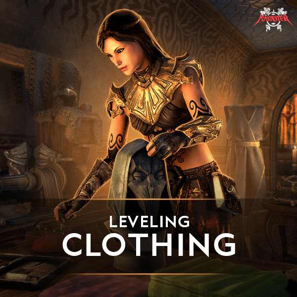ESO Clothing Leveling