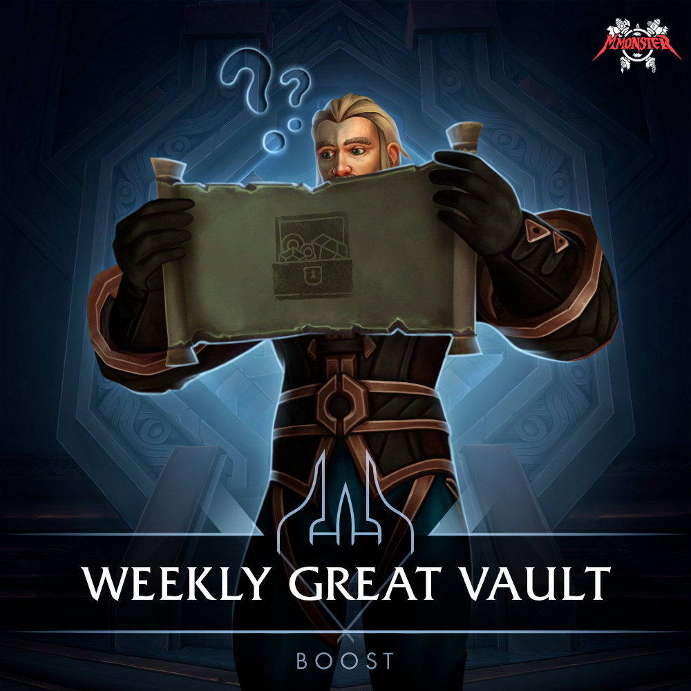 weekly great vault boost carry