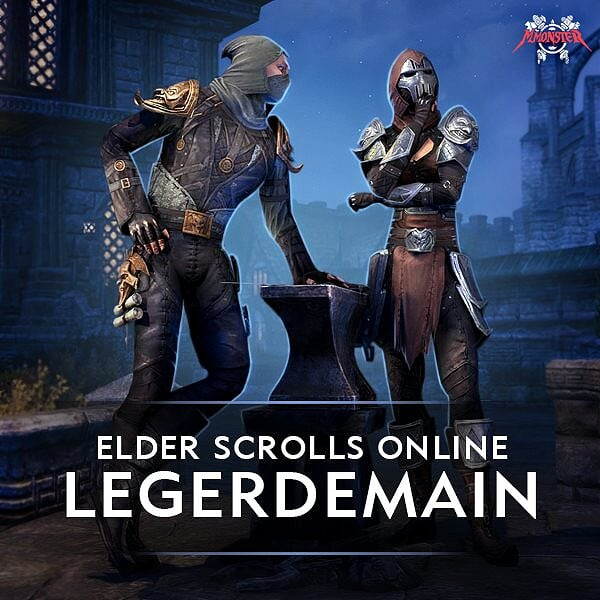 ESO Legerdemain Power Leveling