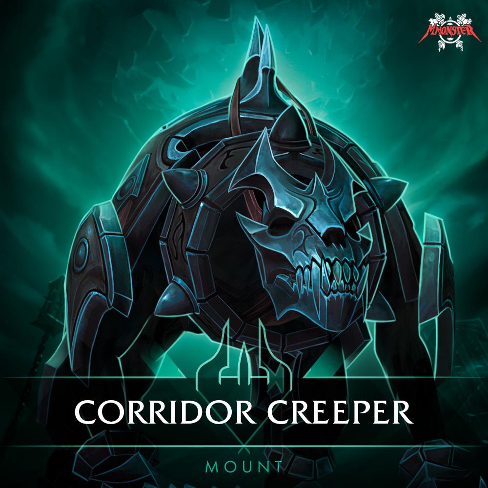 Corridor Creeper Mount Farm Boost
