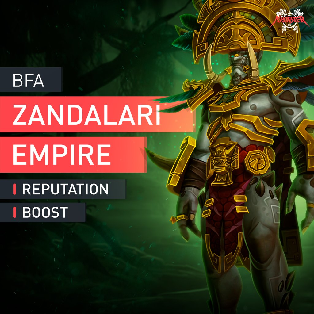Zandalari Empire Reputation Farm Boost