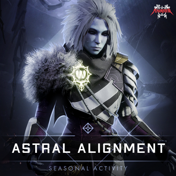 Astral alignment - seasonal activity