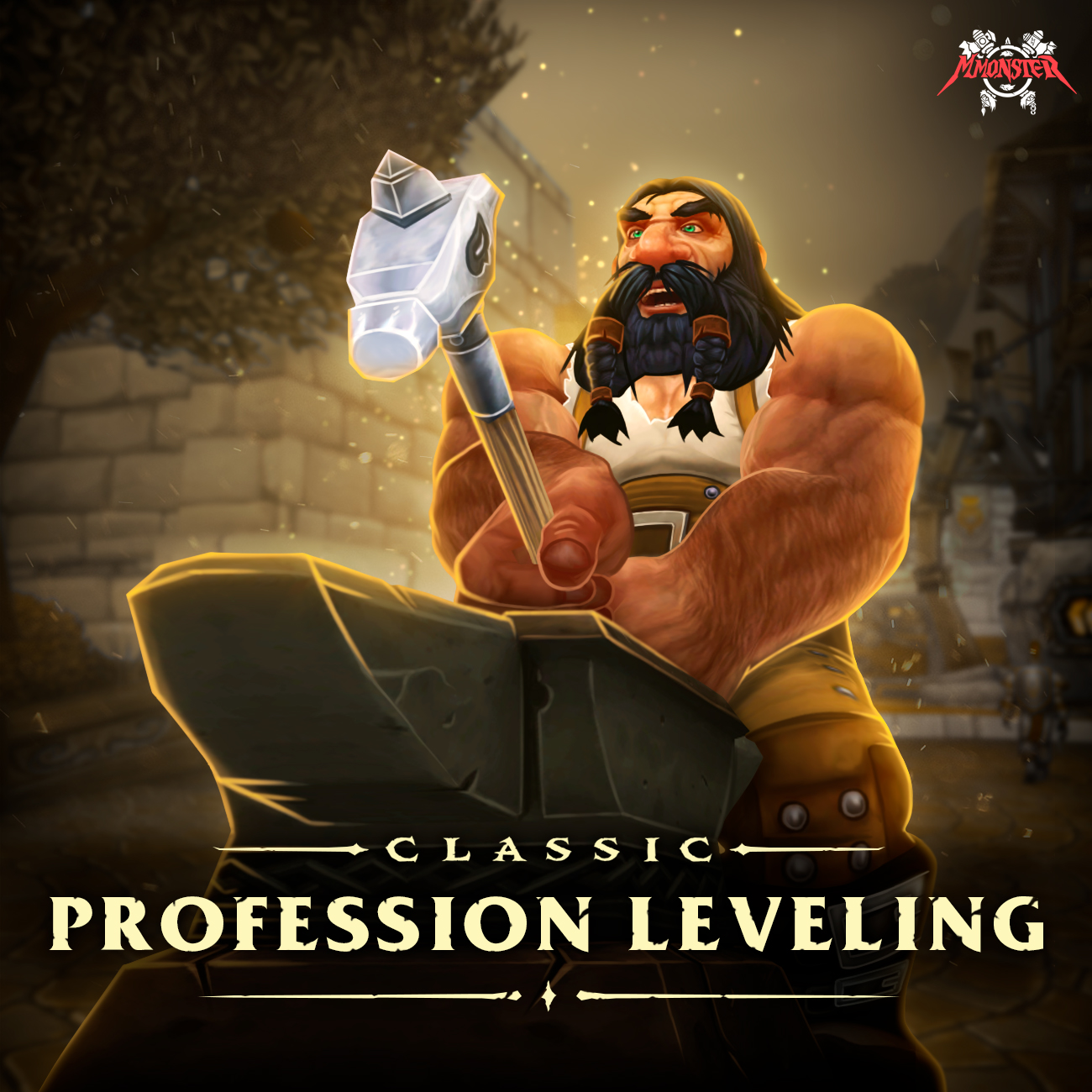 WoW Classic Professions Leveling Boost