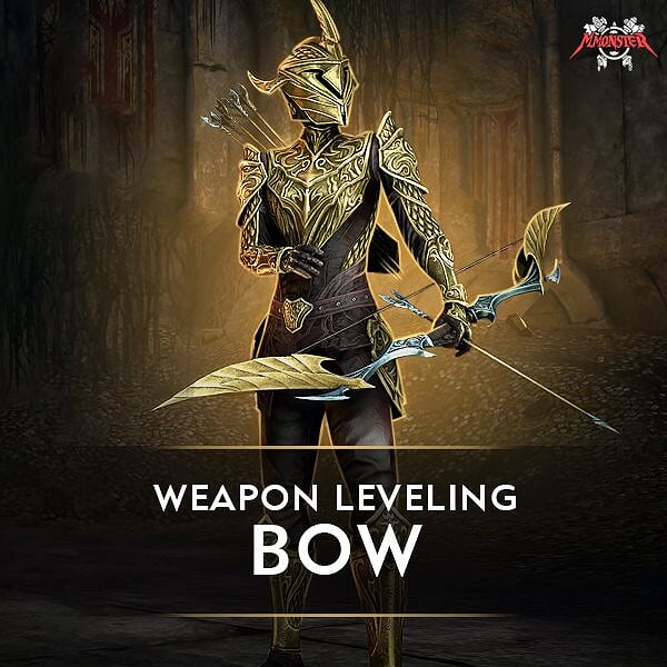 ESO Bow Weapon Leveling