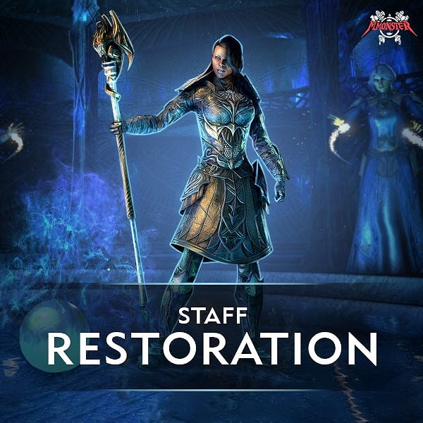 ESO Restoration Staff Weapon Leveling