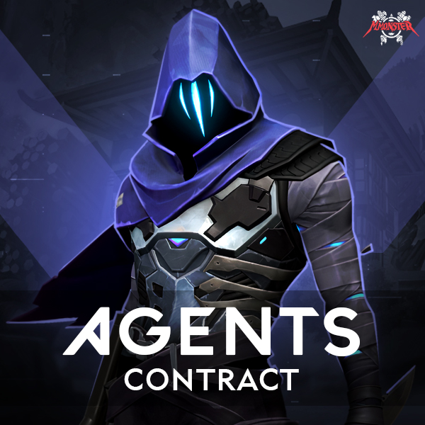 Valorant Agents contracts