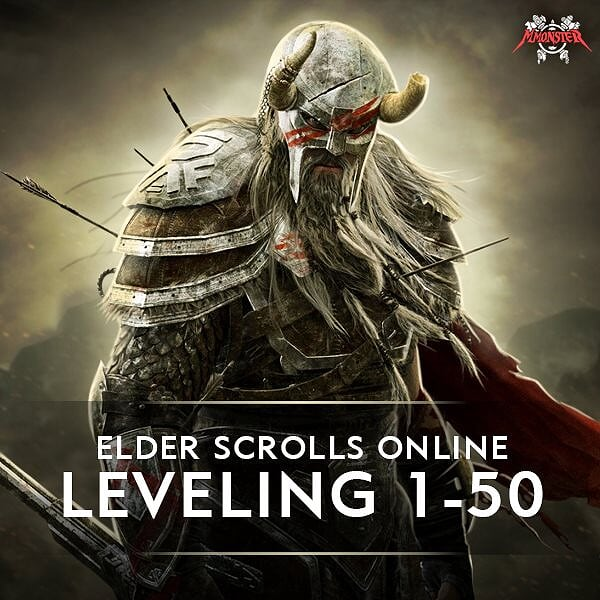 ESO Power Leveling 1-50