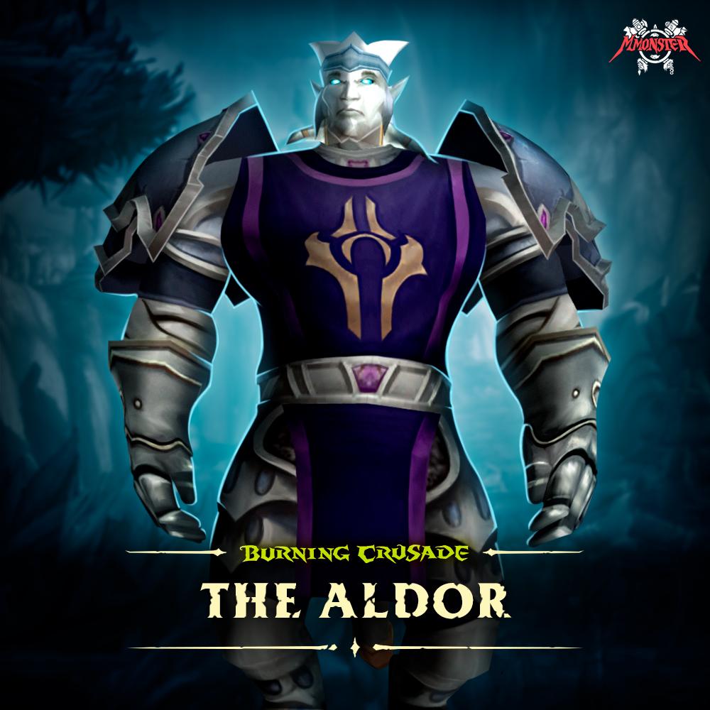 The Aldor Reputation Farm Boost