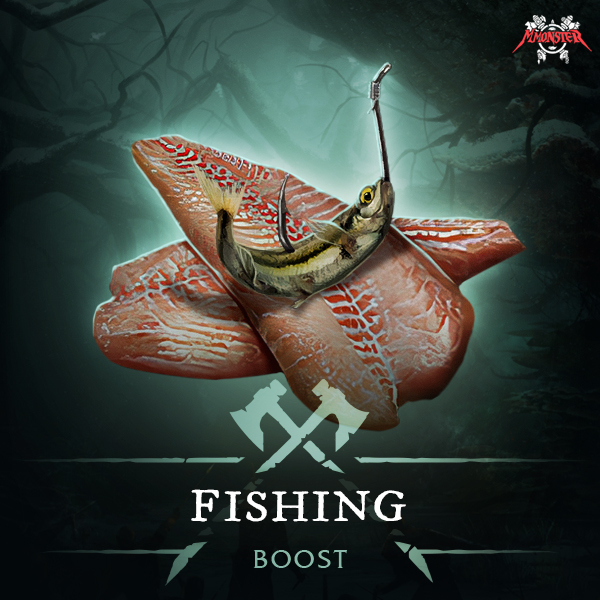 New World Fishing Power Leveling Crafting Skill Profession Boost