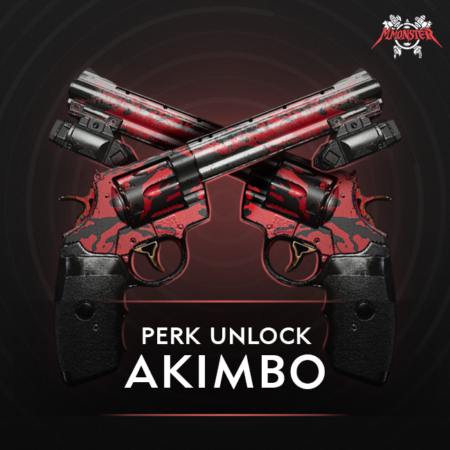 CoD MW Akimbo Perk Unlock Boost