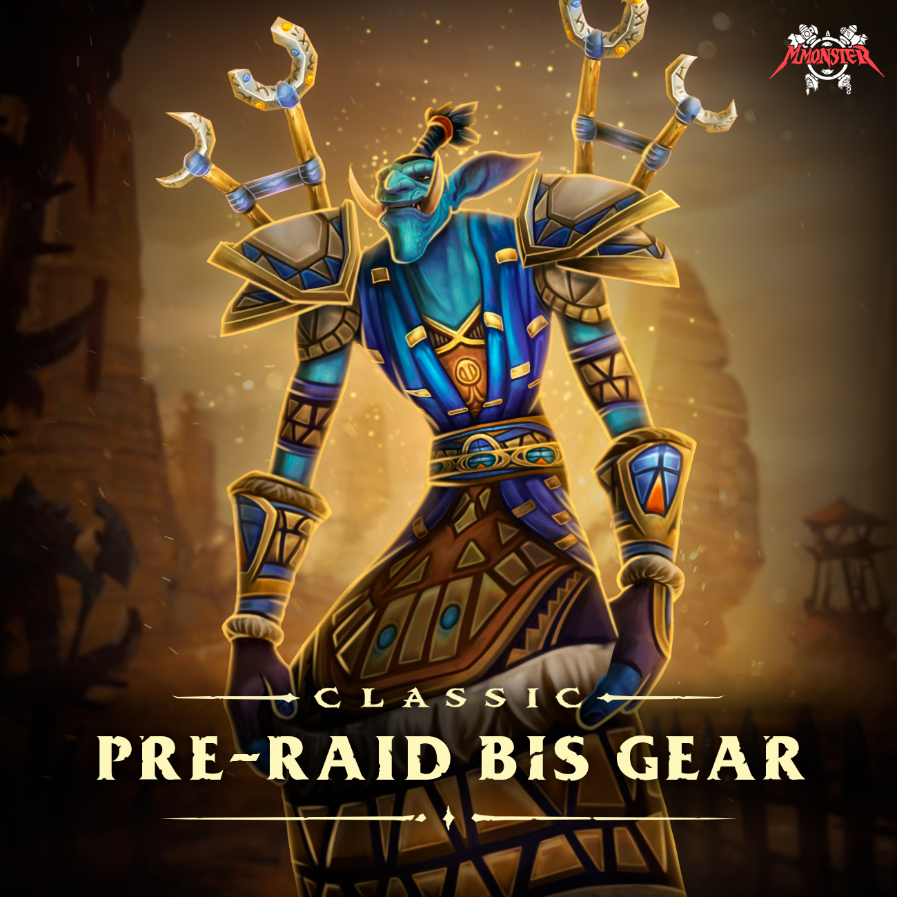 Full Pre-Raid Bis Gear Farm Boost