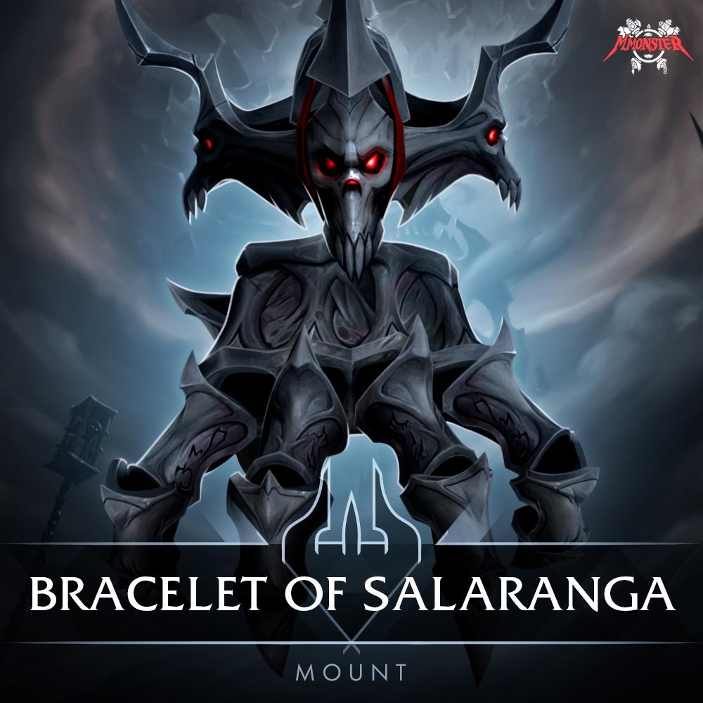 Bracelet of Salaranga Mount - Breaking the Chains Achievement Boost