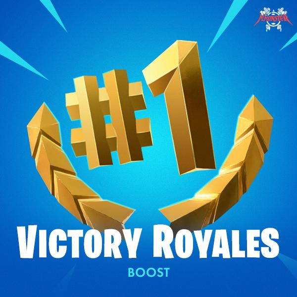 Fortnite Wins Boost