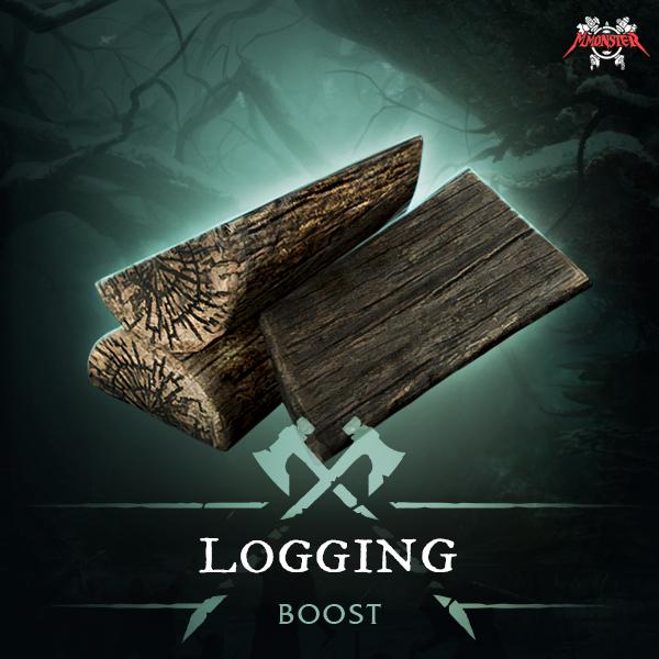 New World Logging Power Leveling Gathering Skill Profession Boost