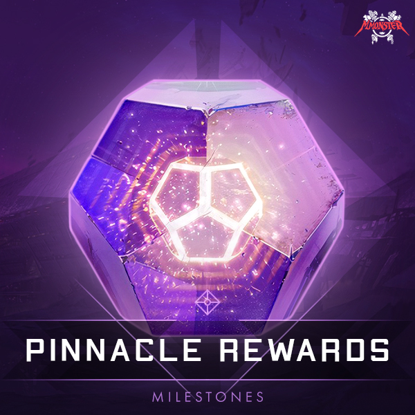 Pinnacle Rewards weekly pack