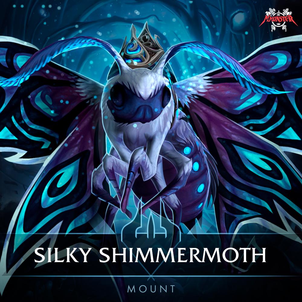 Silky Shimmermoth Mount Farm Boost