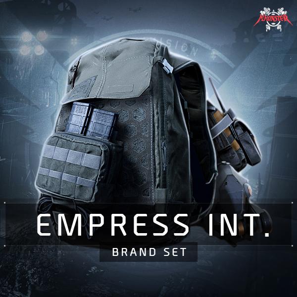 Empress International Brand Set Farm Boost [id:83743]
