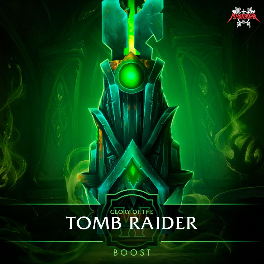 Glory of the Tomb Raider