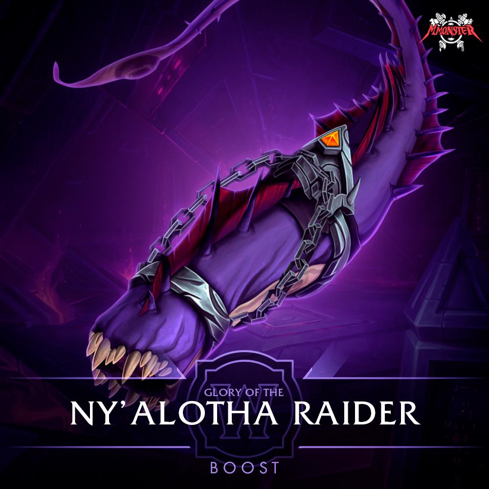 Glory of the Ny'alotha Raider - MmonsteR