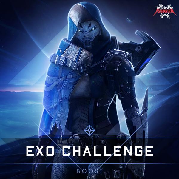Exo Weekly Challenge