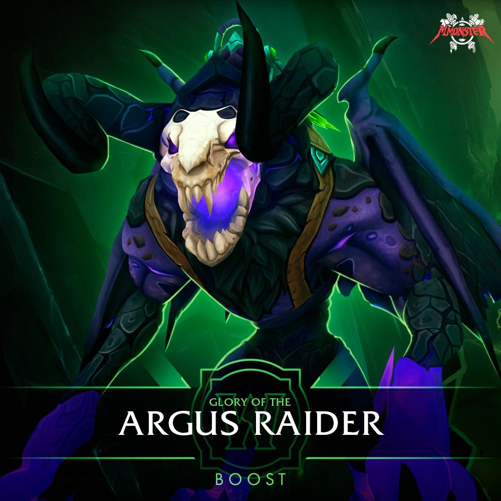 Glory of the Argus Raider