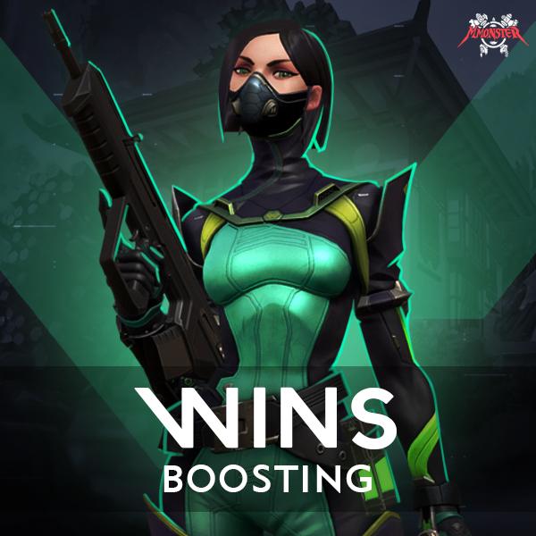 Valorant Сompetitive Wins