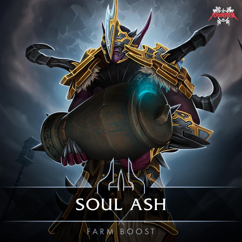 Soul Ash Farm Boost