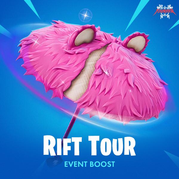 Fortnite Rift Tour Quests Completion