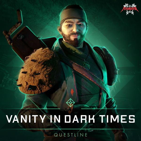 Vanity in Dark Times [Questline]