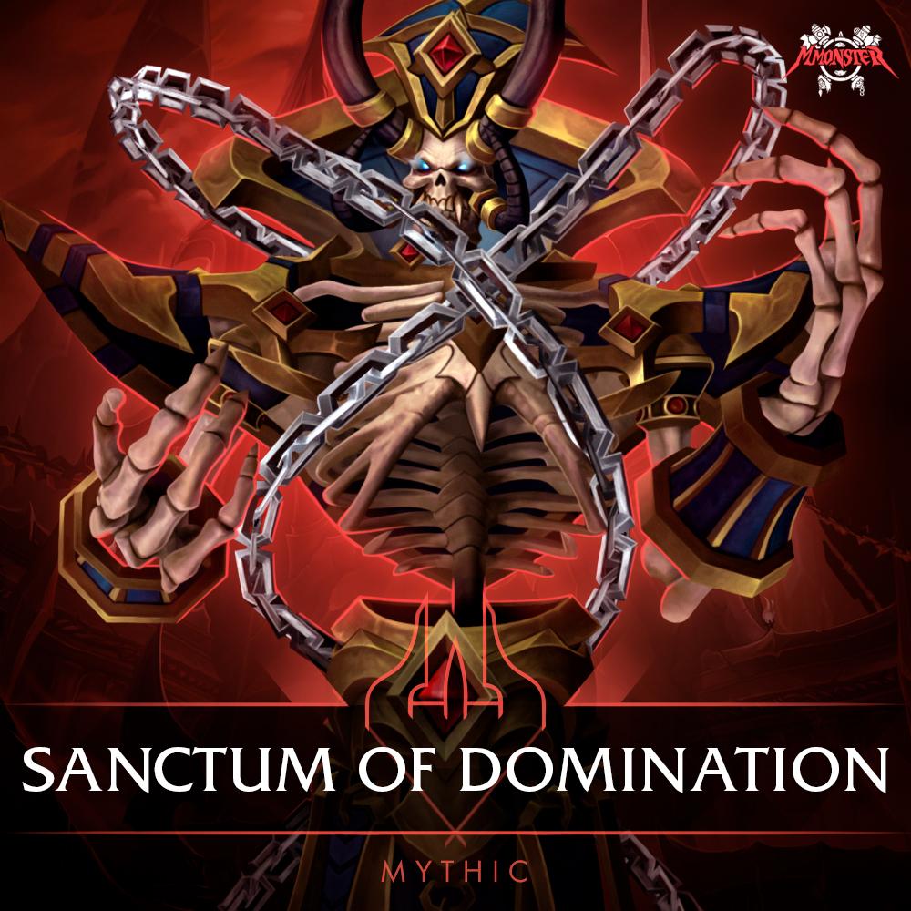 Sanctum of Domination Mythic Boost Run [id:13977]