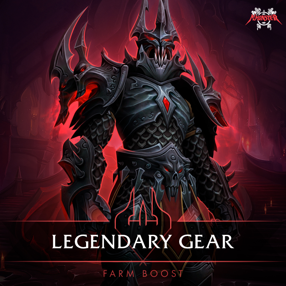 Shadowlands Legendary Gear Craft Boost