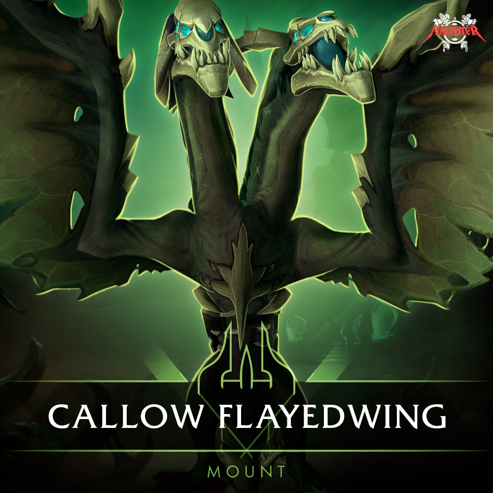 Callow Flayedwing Mount Farm Boost