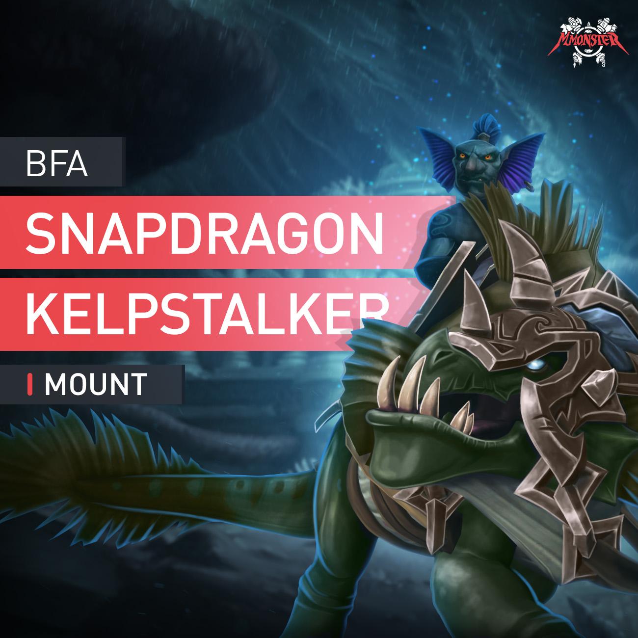 Snapdragon Kelpstalker Mount