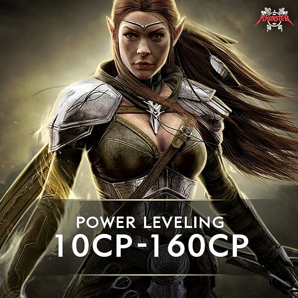 ESO Power Leveling 10cp - 160cp Champion Points Boost