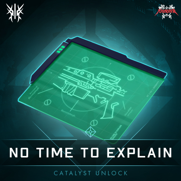 NO TIME TO EXPLAIN Catalyst