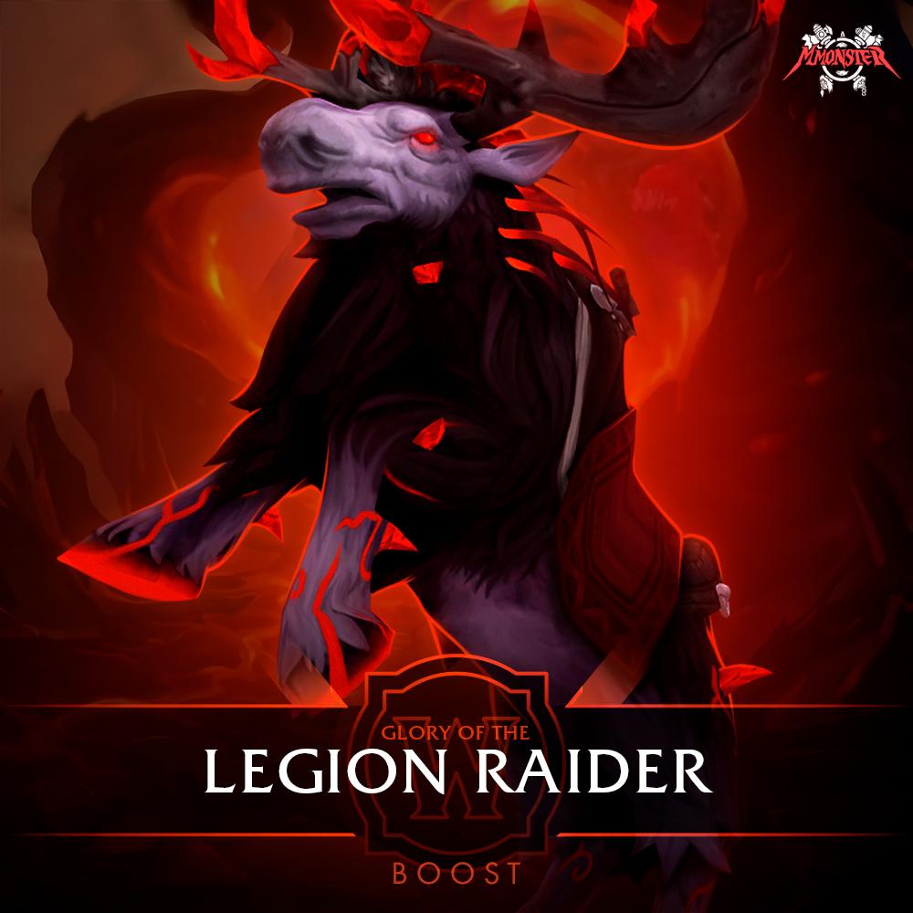 Glory of the Legion Raider