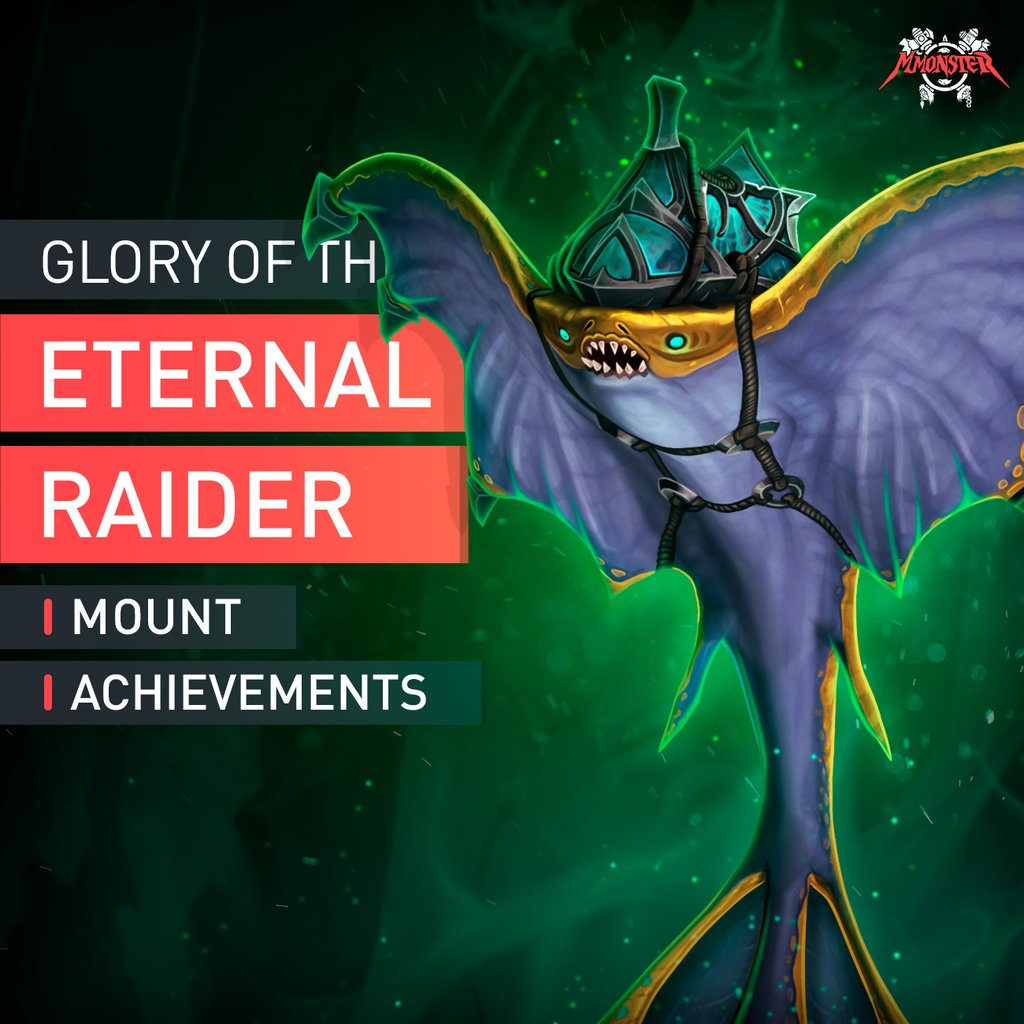 Glory of the Eternal Raider