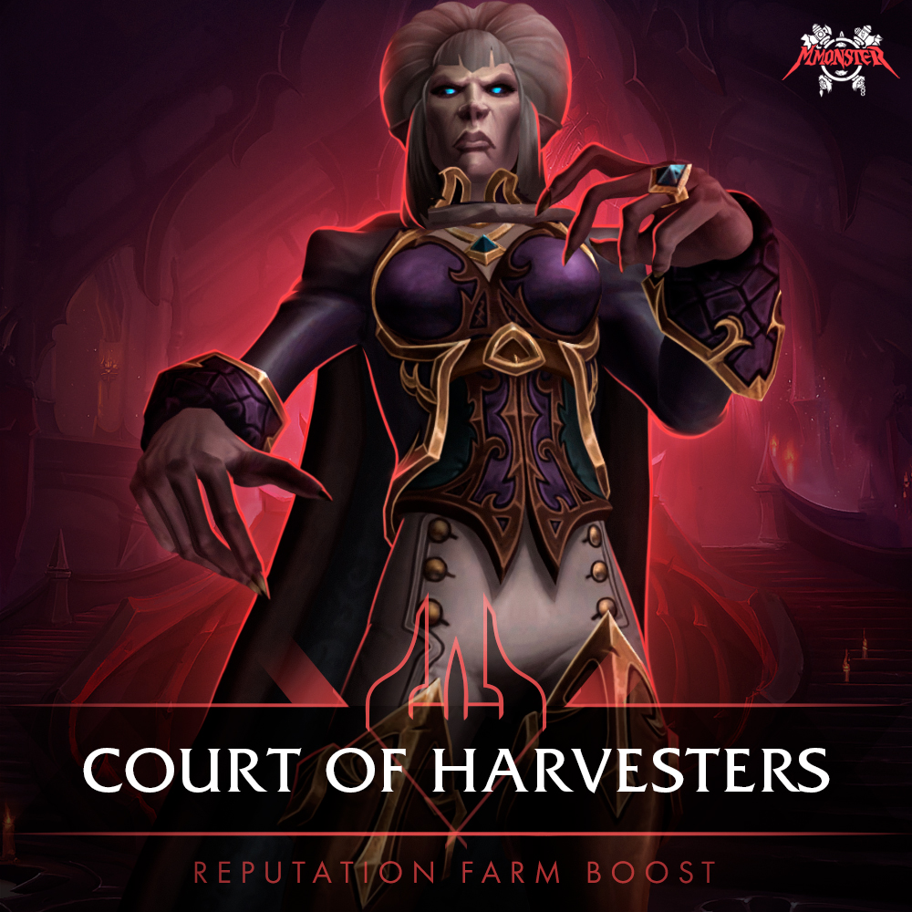 court of harvesters reputation farm boost