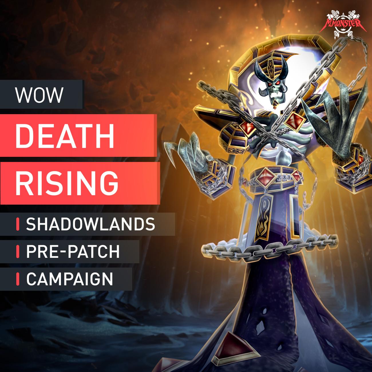 Death Rising Campaign Boost