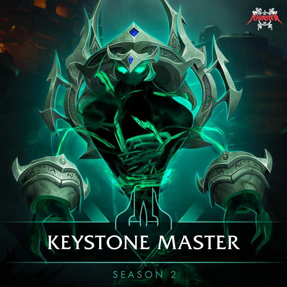 Shadowlands Keystone Master: Season Two Boost